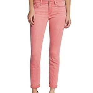 Jessica Simpson rolled crop skinny jeans